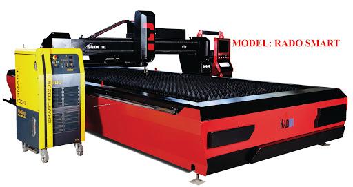 دستگاه CNC برش پلاسما 6*3 RADO SMART