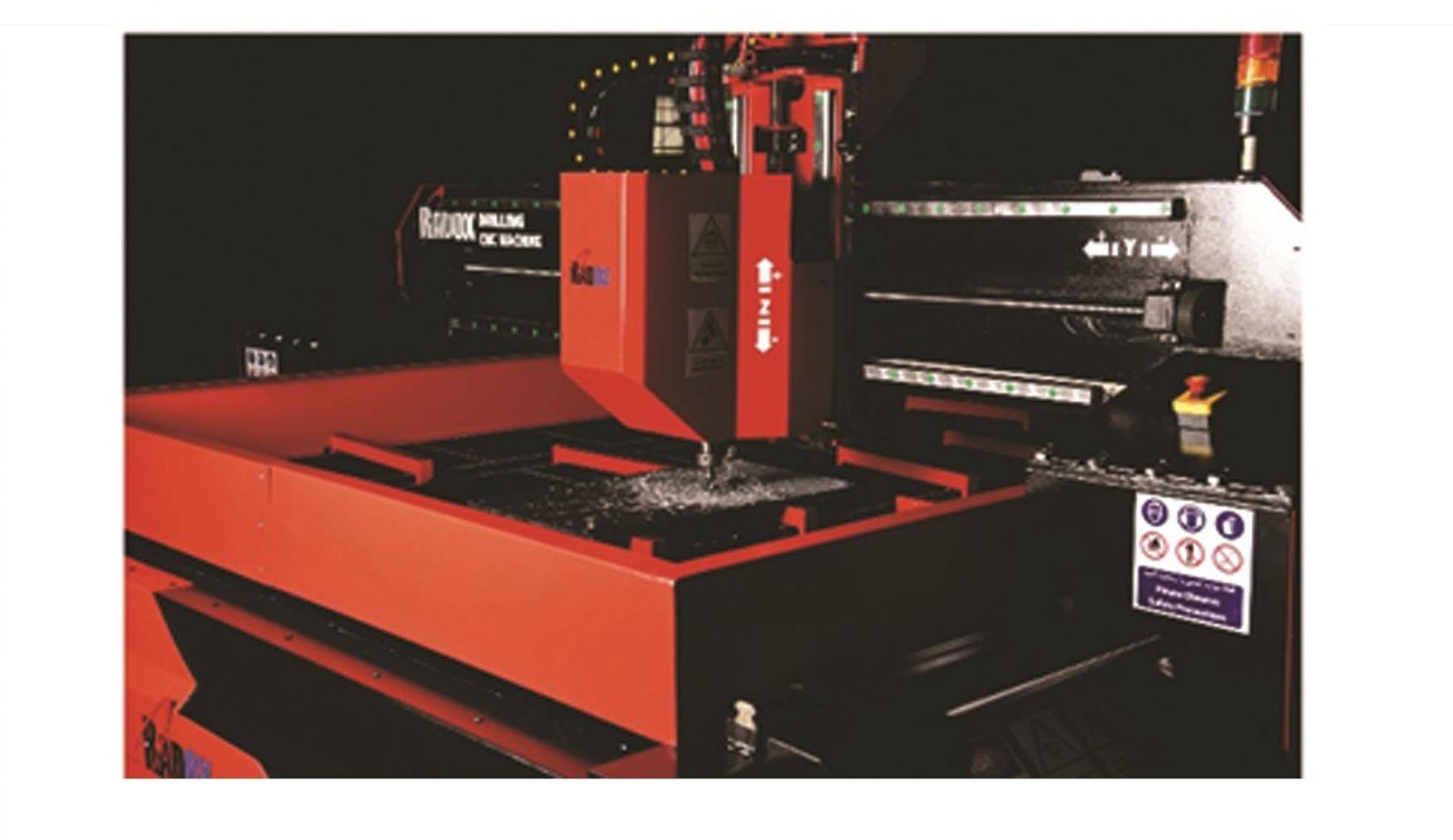 دستگاه CNC دریل6*2 DOUBLE SPINDEL
