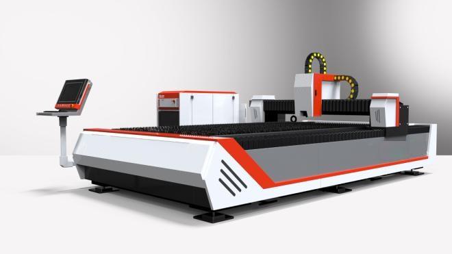 دستگاه CNC برش لیزر elegant 1kw ابعاد کارگیر 3*1.5 متر