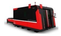دستگاه CNC برش لیزر RADOX 3kw ابعاد کارگیر 7*2.5 متر