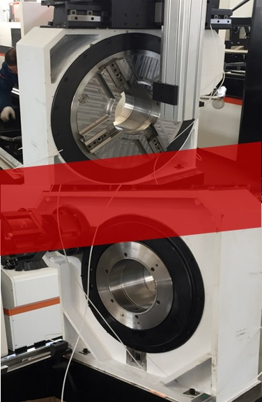 دستگاه CNC برش لوله لیزر 2KW