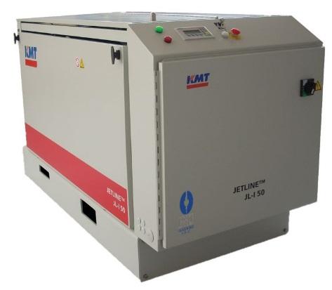 دستگاه CNC برش با آب (واتر جت)(KMT 50HP (3800Bar ابعاد3*2